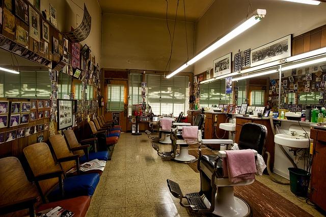Neuer Barbershop